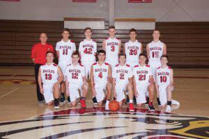 This team photo was on the athletic department's web site.