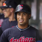 Indians outfielder had health scare