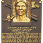 Doby receives Congressional Gold Medal