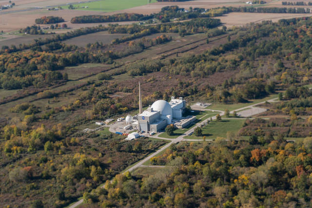 Plum Brook in Sandusky, Ohio, is part of NASA's Glenn Research Center, which is impacted by the government shutdown.