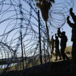Troops sent to border