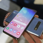 Would you believe a folding phone?