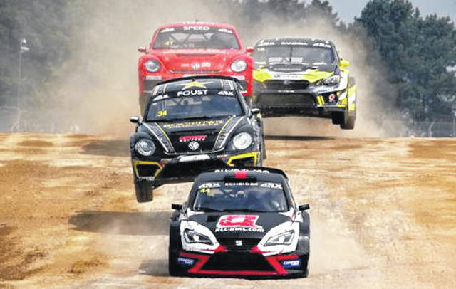 The Cooper Tires ARX of Mid-Ohio rallycross doubleheader added to 2019 season schedule.