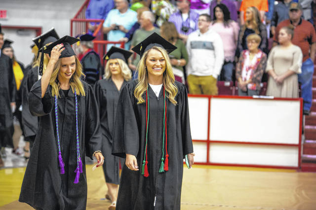 Graduates at the University of the Cumberlands