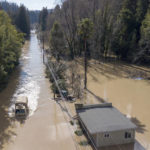 Flooding recedes in Sonoma
