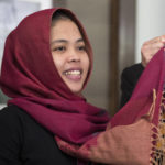 Indonesian woman freed