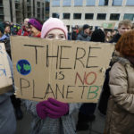 Students strike to improve climate