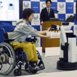 Robots to help fans at Olympics