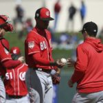 Reds' David Bell willing to consider non-traditional moves