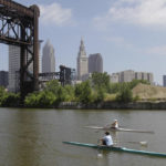 Fish from Cuyahoga now safe