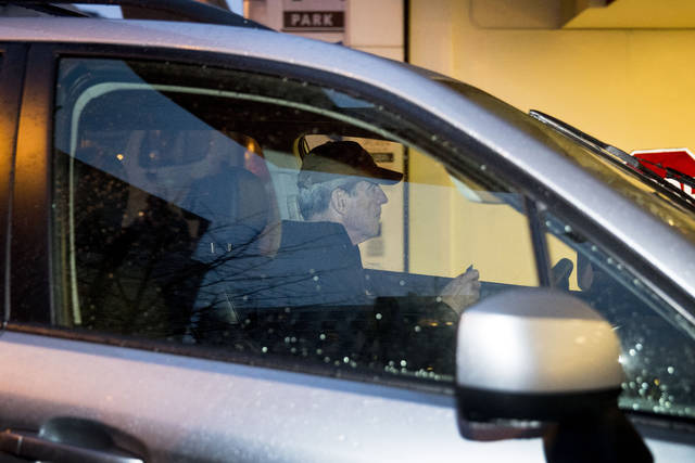 Special Counsel Robert Muller arrives at his office building, Thursday, March 21, 2019, in Washington. Mueller is expected to present a report to the Justice Department any day now outlining the findings of his nearly two-year investigation into Russian election meddling, possible collusion with Trump campaign officials and possible obstruction of justice by Trump. (AP Photo/Andrew Harnik)