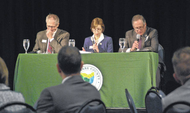 Officials address State of the County - Sunbury News
