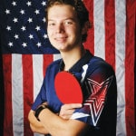 Ben Hadden takes table tennis around the globe