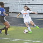 'Creek girls win season opener