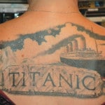Couple has Titanic collection