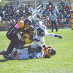 Central State Marauder miscues costly in homecoming loss to Miles College