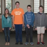 Local musicians in the DPYS fall concert