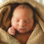 Bruns welcome new son