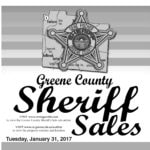 Sheriff Sales: January 31, 2017