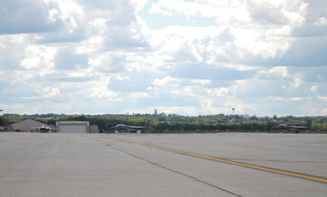 Whitney Vickers   News-Current As Hurricane Irma makes its way toward the United States, those in or near the path of the predicted areas of impact are taking necessary precautions to ensure safety. Eight F-15 military aircraft evacuated from the 125th Fighter Wing of Jacksonville Air National Guard Base in Florida Sept. 7 to seek shelter from the storm at Wright-Patterson Air Force Base.