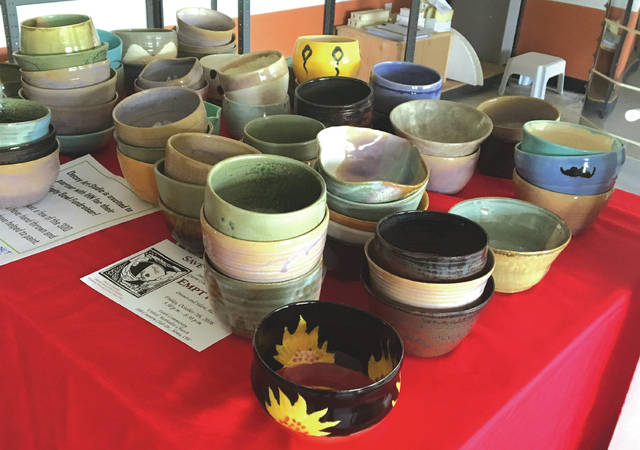 Submitted photo Empty Bowl benefiting Interfaith Hospitality Network will feature handmade ceramic bowls and soups from local restaurants.