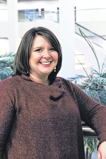 Submitted photo Amy Byers was named the new Beavercreek Chamber of Commerce CEO.