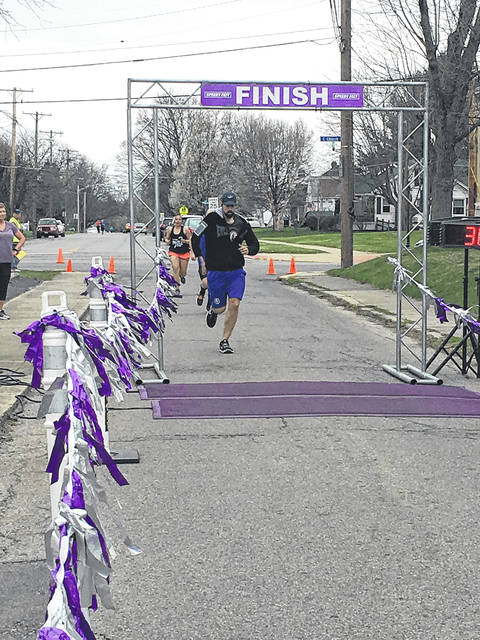 Submitted photos Community members came out for Greene County Public Health's 9th annual Spring Has Sprung Healthy Families 5K April 14 at Xenia YMCA. The run/walk event helped encourage the health district's mission — to promote healthy choices and active lifestyles in Greene County residents. Participants of all ages partook in the downtown event on the not-so-spring day. Medals were awarded to the top three male and female finishers. Kids participated in the Wee One Run, too.