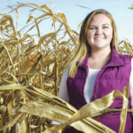 Farming influences student's major