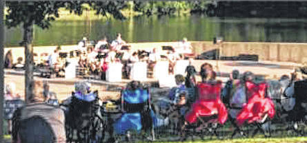 Submitted photo Summer concert series starts Sunday, June 3 at Lofino Park.