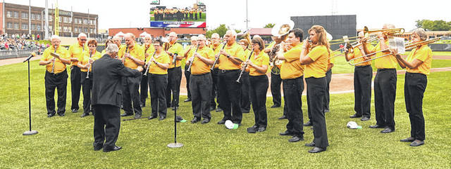 Submitted photo The Kettering Civic Band to preform this weekend in Beavercreek.