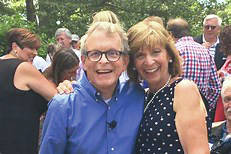 Submitted photo Fran DeWine, wife of Attorney General and gubernatorial candidate Mike DeWine, will visit the new Greene County Republican Party Headquarters at 10:10 a.m. Friday, Aug. 24, to greet voters and volunteers. This will be the 66th county to be visited by Fran DeWine in her quest to visit all 88 Ohio counties during this campaign season. The Greene County Republican Headquarters is located at 45 E. Main Street in Xenia. All Greene County citizens are welcome to attend the free-of-charge event. For more information call 937-474-8798.