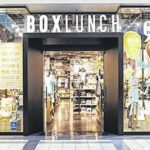Philanthropic retailer BoxLunch comes to mall