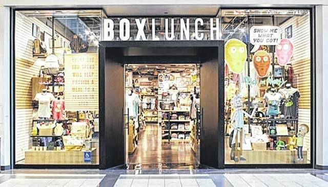 Submitted photo BoxLunch will open a new store in Beavercreek in November.