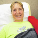 Beavercreek donor reaches milestone