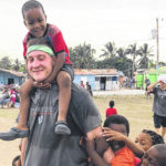 Raiders return from 'life changing' trip
