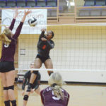 Beavers bow out in five-set thriller