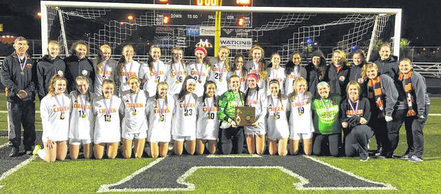 Scott Halasz | Greene County News Division I Southwest District champions.