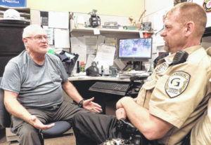 Ranger division celebrates 40 years