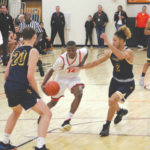 Young Beavers dig a deep hole to Springfield