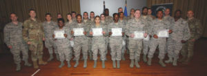 Team Wright-Patt's January promotes honored