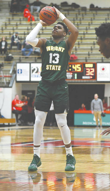 Raiders men's basketball coach Scott Nagy credits Malachi Smith as the spark the team needed in a recent come-from-behind road win over Youngstown State.
