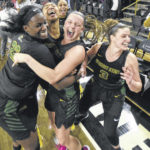 WSU women clinch regular season title