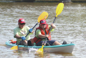 Chards are canoeing champs again