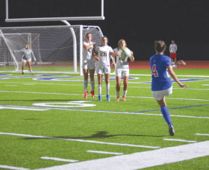 Lady Patriots dominate in regular season finale