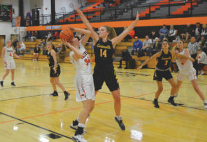 Beavers frustrated in loss to Elks