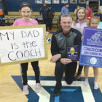 LCA's Combs wins 100th game