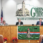 Commissioners set town halls for 2020