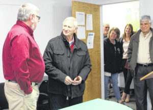 Finlay honored for 40 years on park board