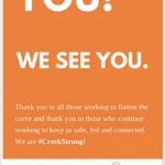 Join the chamber in thanking businesses