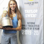 Ewert named nation's top runner